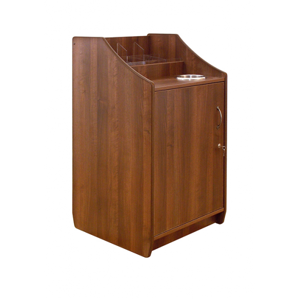 Premier Range - Coffee Station With Litter Bin