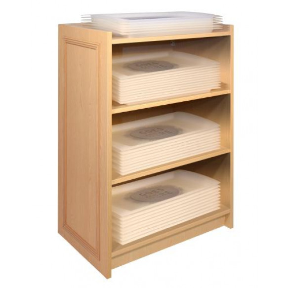 Choice Range - Tray and Condiment Stand - Self Assembly