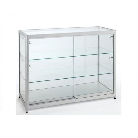 Glass Showcase Counter R1555 to R1556
