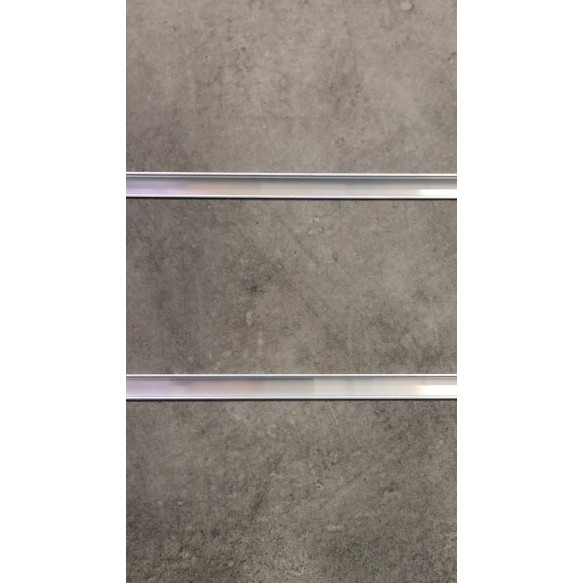 Concrete Slatwall Panels with inserts 2400mm x 1200mm - 8 X 4