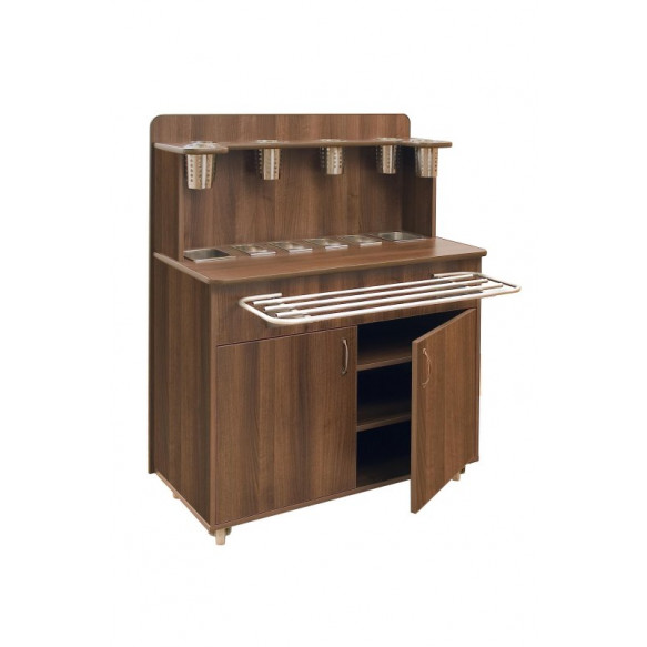 Premier Range - Cutlery and Condiment Station