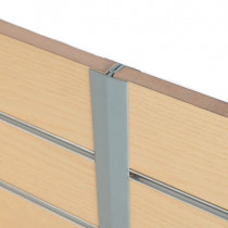 "2-Piece ""H"" Section - Slatwall Profile"