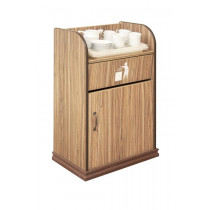Premier Range - Litter Bin and Tray Stand