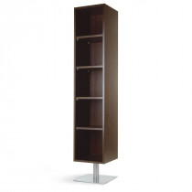 Salon Retail Display Open Storage Unit