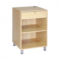 Till Stand with Lockable Drawer