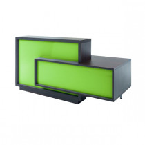Foro Reception Desk With Disable Access