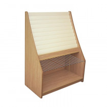 700 Series 10 Tier Card & Gift Wrap Unit