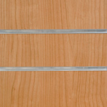 Cherry Slatwall Panels with inserts 1200mm x 1200mm - 4 x 4 (2 Pack)