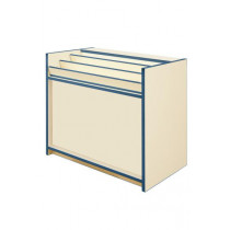 300 Series Stepped Display Counter - L2000mm