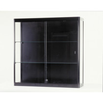Glass Display Wall Unit